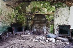 Abandoned cottage in Ireland
