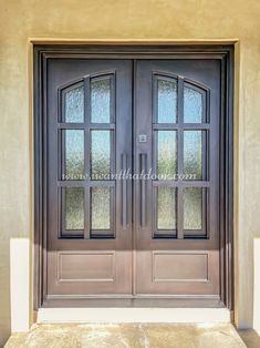🤩🤩🤩 Have you been looking for the ideal and highly stylish way to decorate your house? If so, you are going to love our modern Iron Door Designs! -- ☎️☎️☎️ Call 877-205-9418 for Orders and Inquiries 🆓🆓🆓 Take advantage of FREE CONSULTATION and FREE DESIGN ⚠️⚠️⚠️ About this Beautiful IRON DOOR: Essex Double Entry Iron Door with Eyebrow Glasses and Pull Handles -- #modernirondoors #entrydoors #bifolddoors #slidingdoor #steeldoors #pivotdoors #frenchdoors #glassgaragedoor…