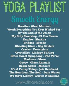 Yoga Playlist - Smooth Energy