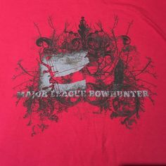 Major league bow hunter Never worn major league bowhunter t shirt size medium Tops Tees - Short Sleeve