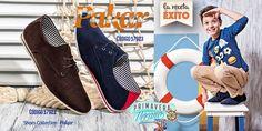 Zapatos para niños Zapatos Shoes Collection Pakar Calzados ss16