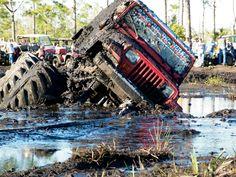 jeep by leola Jeep 4x4, Jeep Truck, 4x4 Trucks, Mudding Trucks, Lifted Trucks, Mud Digger, Jeep Wrangler Yj, Cool Jeeps, Jeep Liberty