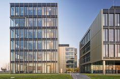 ThyssenKrupp-Quartier in Essen / Abrundung der Westflanke - Architektur und Architekten - News / Meldungen / Nachrichten - BauNetz.de