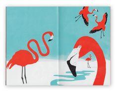book »Paradies« Illustrations by Inga Israel