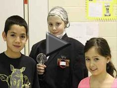 Wax Museum More than 60 students from Washington Elementary School in Hawthorne participated in a Wax Museum project designed to reinforce...