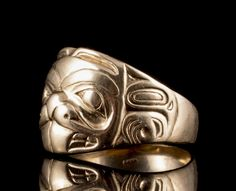 Bill Reid Native Art, Native American Art, Native American Jewelry, Haida Art, Inuit Art, Native Design, Nativity Crafts, Canadian Art, Indigenous Art