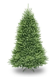Full-bodied and fit for a festive look, the Dunhill Fir Artificial Christmas Tree from National Tree Company is a wonderful holiday addition to your seasonal decorations. The hinged construction makes this tree easy to set up and store. Best Artificial Christmas Trees, Christmas Tree Sale, Artificial Tree, Christmas Store, Christmas Ideas, Christmas Holiday, Cheap Christmas, Christmas Goodies, Xmas