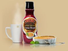 When the waiter comes around and offers a dessert menu, you always say yes. Because the only thing better than crème brulée is not having to make it. So allow us to present the depth of rich custard married with a sweet, toasted sugar finish in a delicious cup of coffee. We'll do all the preparation so you can indulge in this classic coffee accompaniment anytime you please. No tip necessary.