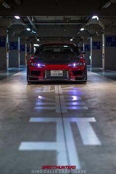 Nissan s15 turbocharged