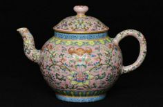 Chinese mark on porcelain teapot - Google Search