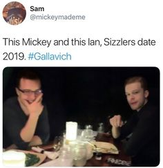 About fucking time❤️ Shameless Tv Series, Shameless Memes, Shameless Characters, Shameless Mickey And Ian, Ian Shameless, Ian And Mickey, Bad Boy Aesthetic, Quote Aesthetic, Cameron Monaghan Gotham