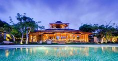 The Opium Mustique Hotel in St Vincent and the Grenadines