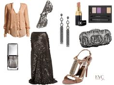 Holiday Looks #3. Check out the blog at http://knowyourcloset.wordpress.com/2013/12/24/holiday-looks-3/