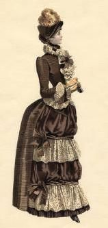 1884 Fashion plate