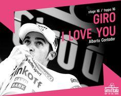 Giro d'Italia @giroditalia GIRO I LOVE YOU #giro pic.twitter.com/nqghFnDH9m