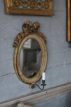 Mirrors, gustavian, Sweden ca 1770-1810