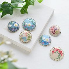 Pretty buttons!