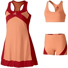 Tennis Dress, Tennis Clothes, Sport Outfits, Tennis Outfits, Tennis Workout, Tennis Fashion, Golf Outfit, Sports Bra Sizing, Stay Active