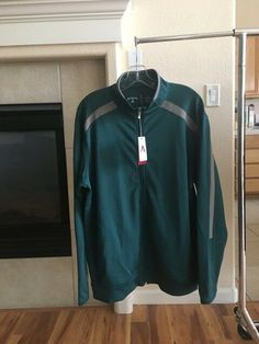 LARGE PYTHON SIZE COLOR NWT MEN/'S GREYSON DENALI WATERPROOF PULLOVER