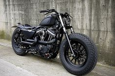Harley Davidson Sportster 883 Customized