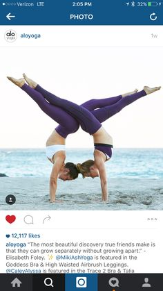 Since we all have handstand goals!