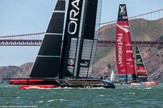 1 Sport Star: Coppa America: Oracle in grande rimonta