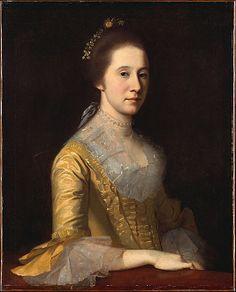 Margaret Strachan (Mrs. Thomas Harwood)  Charles Willson Peale (American, Chester, Maryland 1741–1827 Philadelphia, Pennsylvania)  Date: ca. 1771
