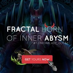 Terrorblade's New Arcana available now! check it out here http://getfreedota2items.blogspot.com/ #Dota2
