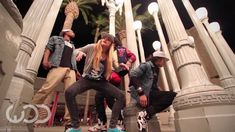 """Chachi Gonzales, Les Twins & Smart Mark 