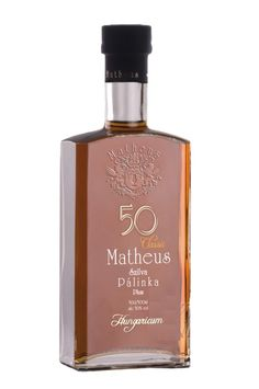 Matheus Silva (Plum) Palinka.  The staple of any Hungarian diet.  Comes in a variety of fruit flavors, but Plum's my fav.  Try the light version at only 86 proof.  Real drinkers prefer 100 and 120 proof.