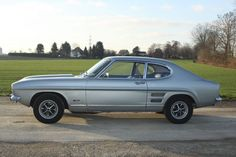 Ford Capri - 1969 Maintenance/restoration of old/vintage vehicles: the material for new cogs/casters/gears/pads could be cast polyamide which I (Cast polyamide) can produce. My contact: tatjana.alic@windowslive.com