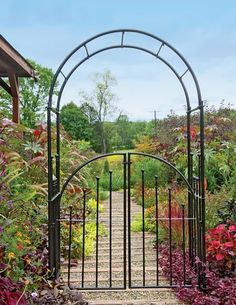 victorian gardens | ... > Garden Structures > Garden Arches ... on round swimming pool designs, round tree house designs, round stained glass designs, round jewelry designs, round patio designs, round kitchen designs, round gate designs, round chimney designs, round picket fence designs, round ironwork designs, round art designs, round pottery designs,