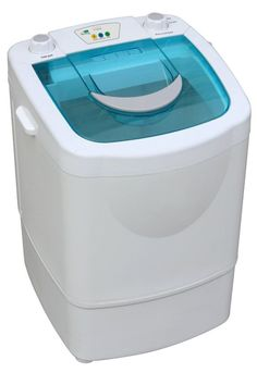MiniWash Portable Washing Machine: A Lightweight And Portable Clothes Washer That Runs On Electricity. Camper Life, Rv Campers, Rv Life, Tiny Camper, Camper Van, Camping Glamping, Camping Hacks, Camping Ideas, Jeep Camping
