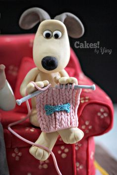 This Scene From Wallace And Gromit Is Completely Edible