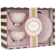 Tea cups designed by Christina Re