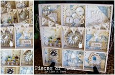 blue shadow boxes