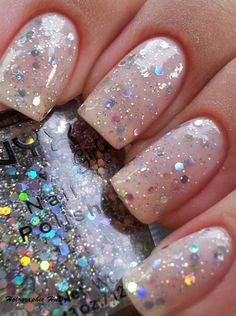 Holographic Hussy: OPI Barre My Soul