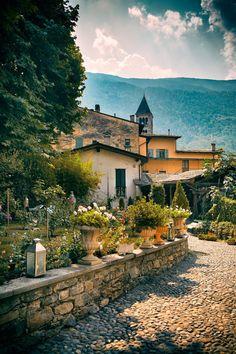 Tirano, Italy Adventure | #MichaelLouis - www.MichaelLouis.com #italyvacation