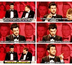 The Big Fat Quiz of the Year, Jack Whitehall