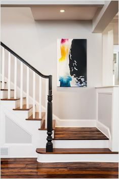 Painted Stairs Ideas #StairsIdeas  Painted Porch Stairs Ideas