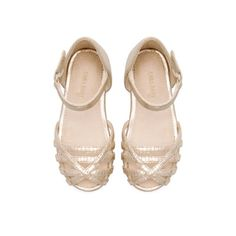 Jelly sandals - Shoes - Baby girl - New collection | ZARA United States ; Naileas next shoes!!!!