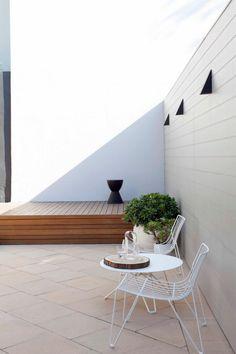 | Inspiration déco |5 indispensables pour l'aménagement d'un patio