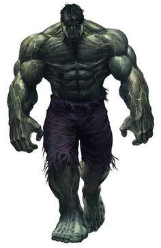 The Hulk by Marko Djurdjevic