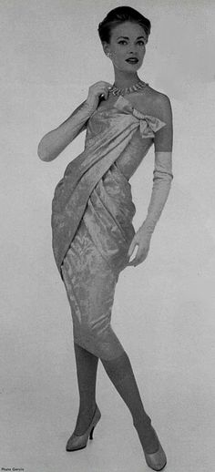 1956 Christian Dior …
