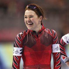 Clara Hughes, ever gracious. Clara Hughes, Role Models, Olympics, Athlete, Celebs, Canada, Colours, Country, Sports