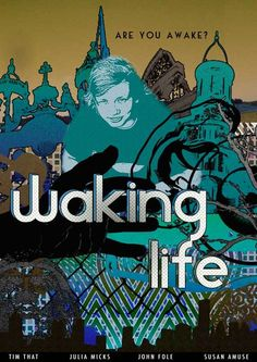 Waking Life (Movie Poster)