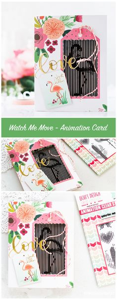 A look (including video) at the innovative animation stamps from Uchi's Design. Find out more about this card by clicking on the following link: http://limedoodledesign.com/2017/04/video-watch-me-move-animation-card/