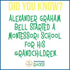 What kind of difference does this make in a child? #MontessoriRocks