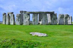 Indescritível. Stonehenge. UK
