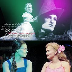 """""""To this day, and this is no sleight to any of the actors that we've since had in those roles, there has never been the natural chemistry that Kristin and Idina had with each other. It's nothing I did, and it's nothing they did. They just had it."""" -Joe Mantello"""